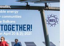 Retrofits, renewable energy & energy communities in the Balkans