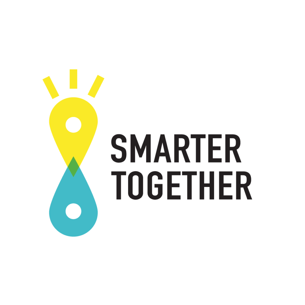 This image has an empty alt attribute; its file name is logosmarter_together-1024x1024.png