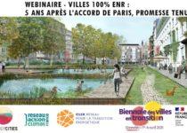 Villes 100% ENR : 5 ans après l'accord de Paris, promesse tenue ?
