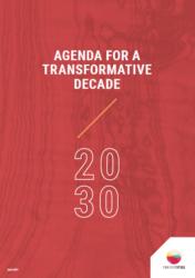 Agenda for a transformative decade
