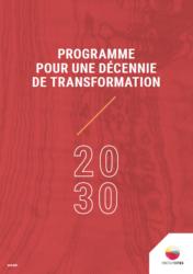 Programme pour une décennie de transformation