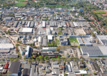 Transforming an Economic Commercial Area into a Sustainable Commercial Area