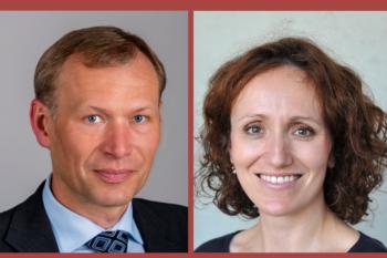Miloslav Franek et Tereza Mc Laughlin Vanova