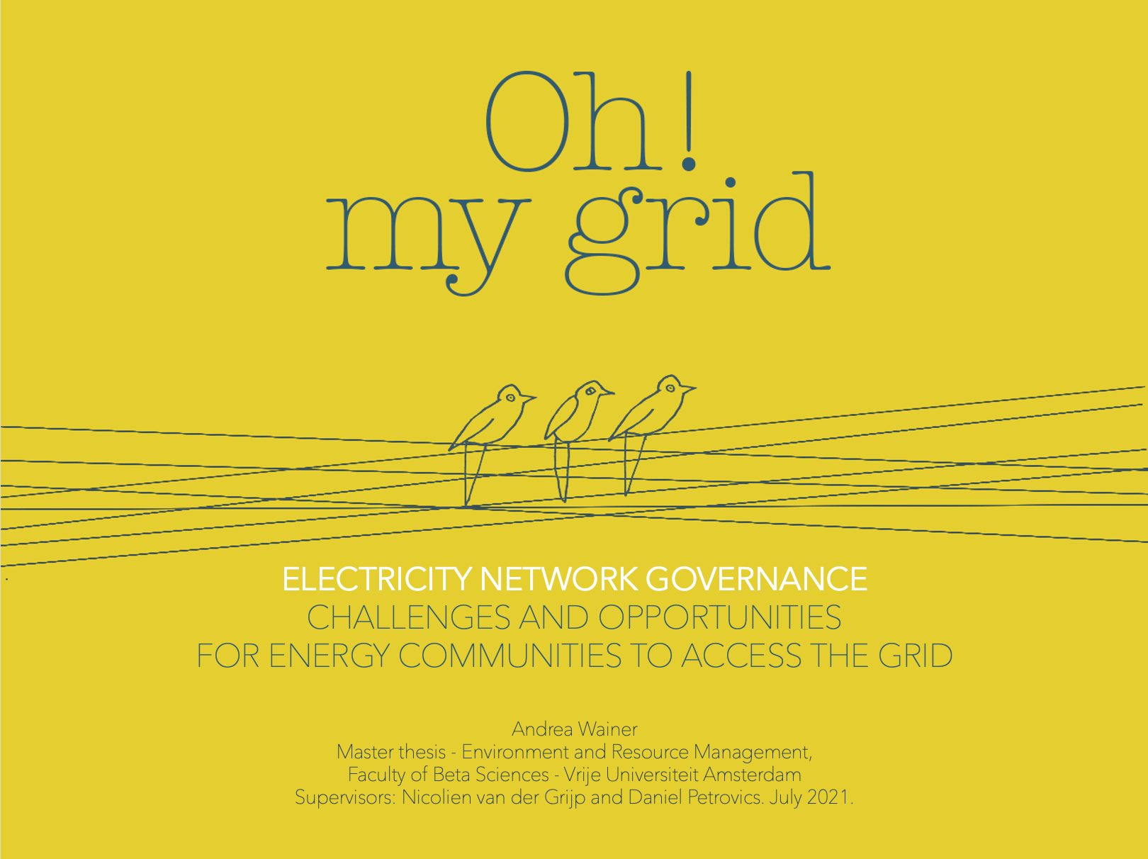 Getting a grip on the grid: Energy communities in Germany and France