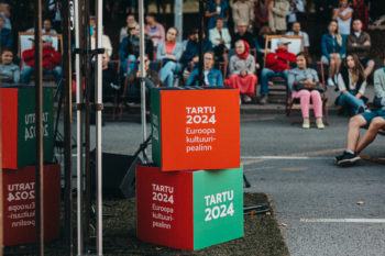 Tartu gets ready to become European Capital of Culture 2024