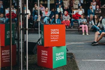 Tartu se prépare à devenir Capitale européenne de la culture 2024