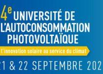 Université de l'autoconsommation photovoltaïque