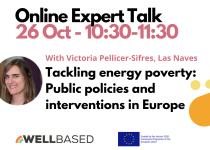 Tackling energy poverty – public policies and interventions in Europe